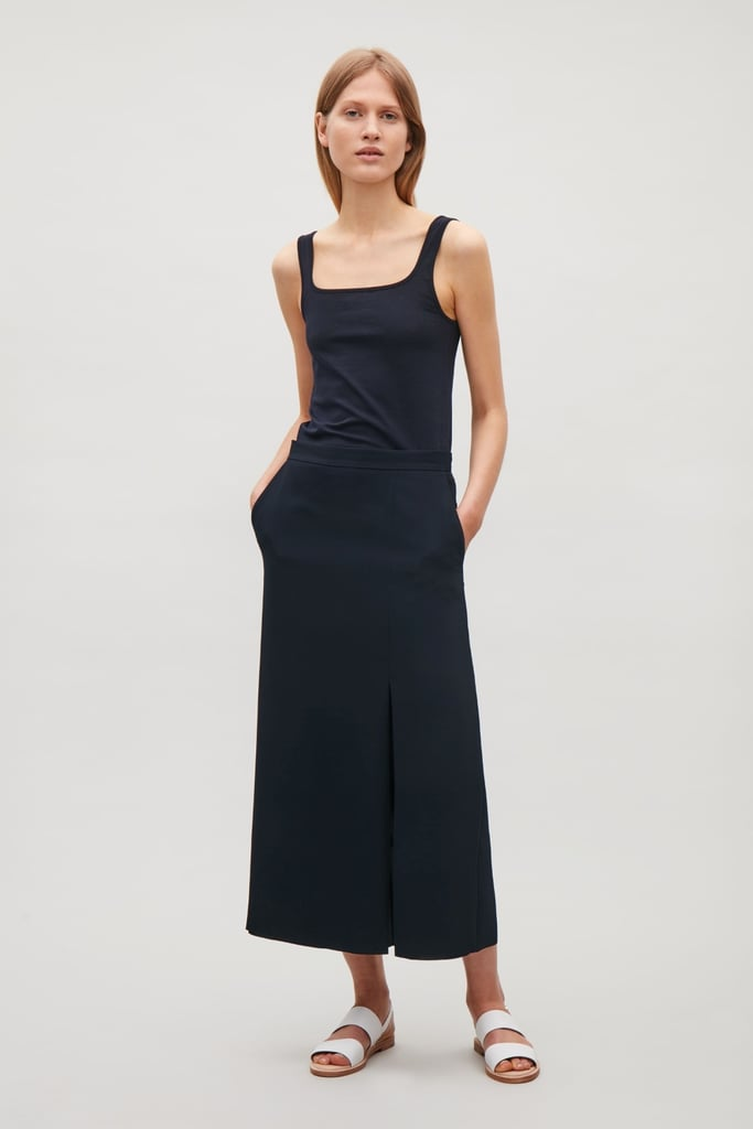 COS Trousers With Slit Detail