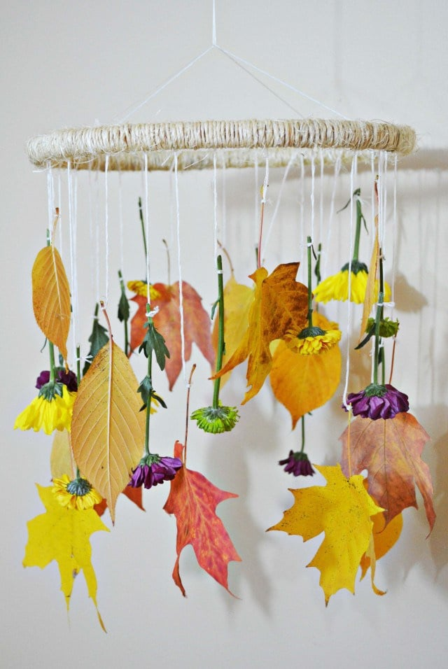 16 Fun Fall Leaf DIYs That Are Easy and Affordable