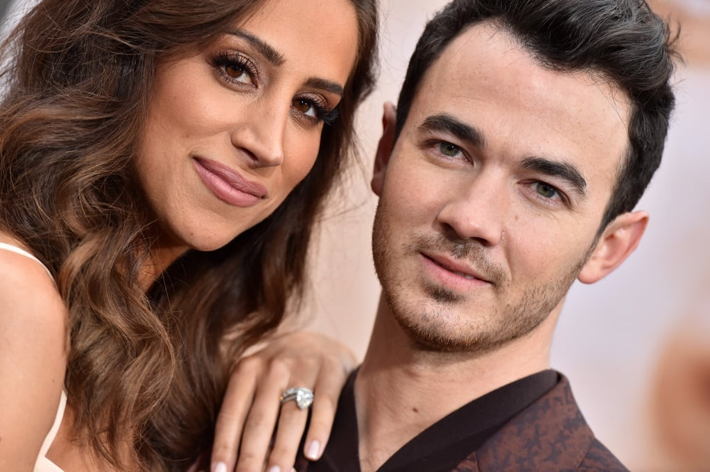 How The Jonas Brothers Wives Engagement Rings Compare Popsugar
