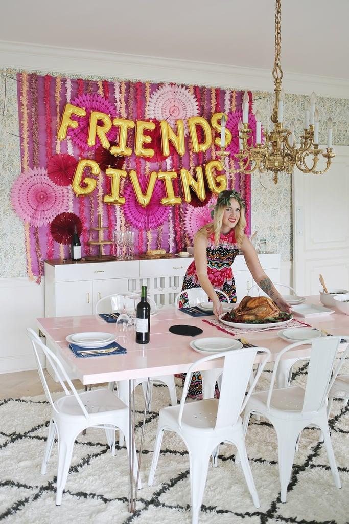 Pinterest Reveals the 5 Hottest Friendsgiving Trends