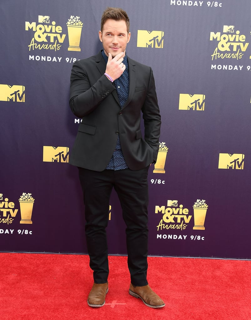 What The Men Wore: 2019 MTV Movie Awards Red Carpet forecasting
