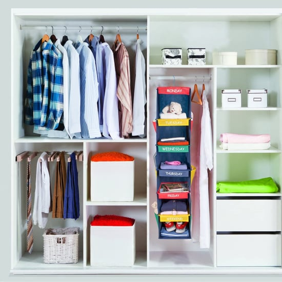 Closet Organisers For Kids