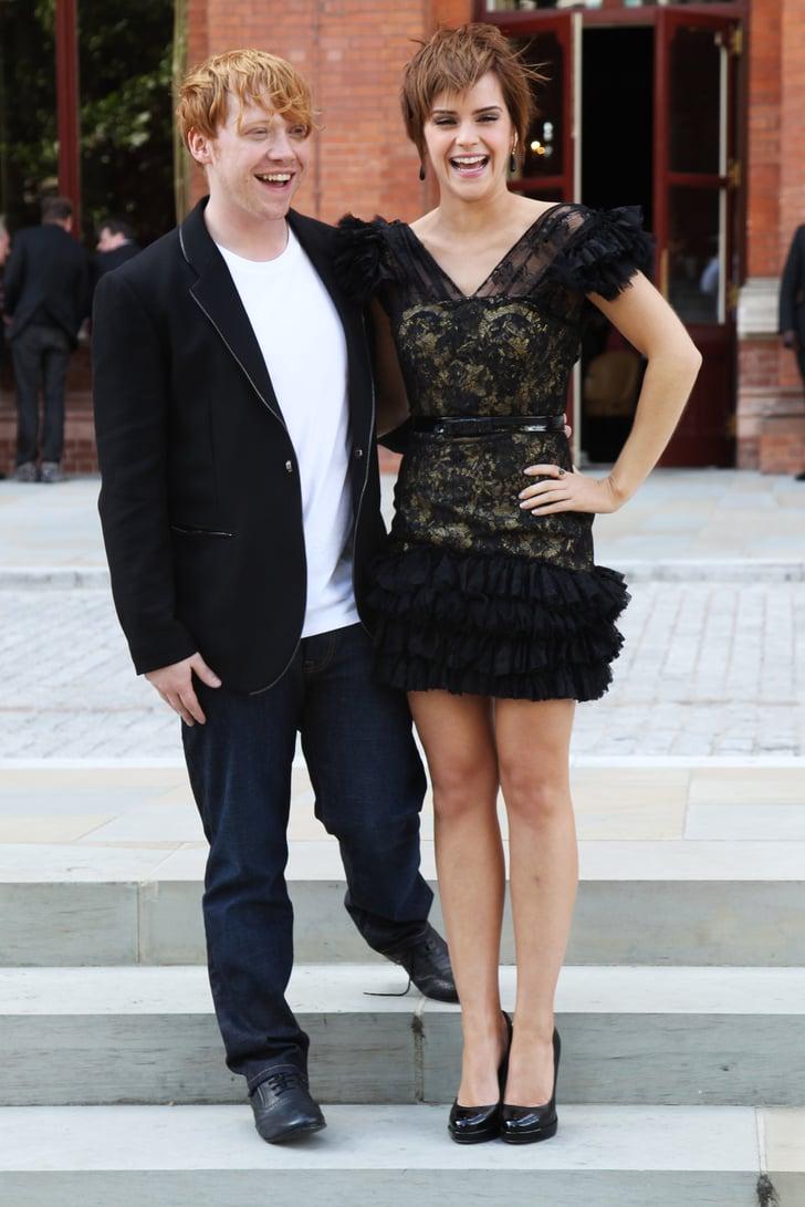 rupert grint and emma watson dating 2012