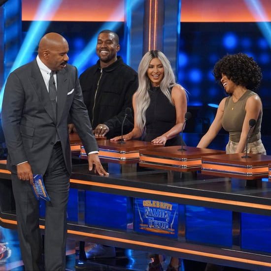 The Kardashians on Celebrity Family Feud 2018