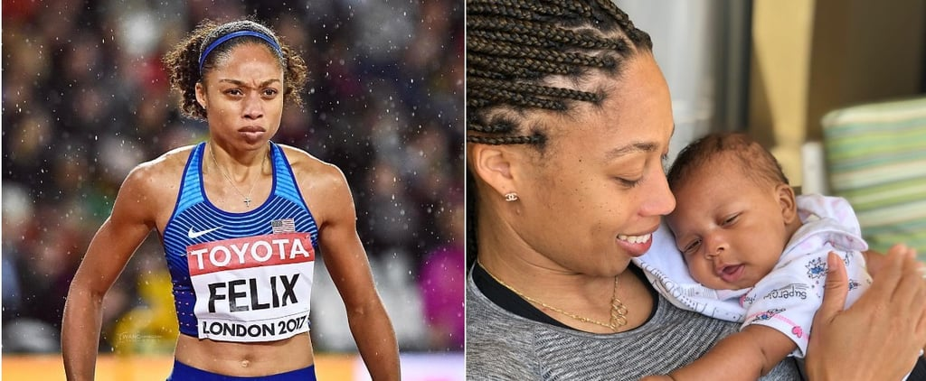 Allyson Felix on Preeclampsia and Traumatic Birth Experience