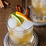 Citrus and Spice Kentucky Mule Cocktail