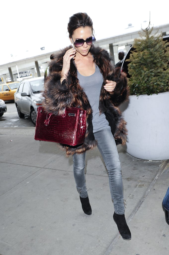 Cover Up in a Furry Coat During Winter Travels