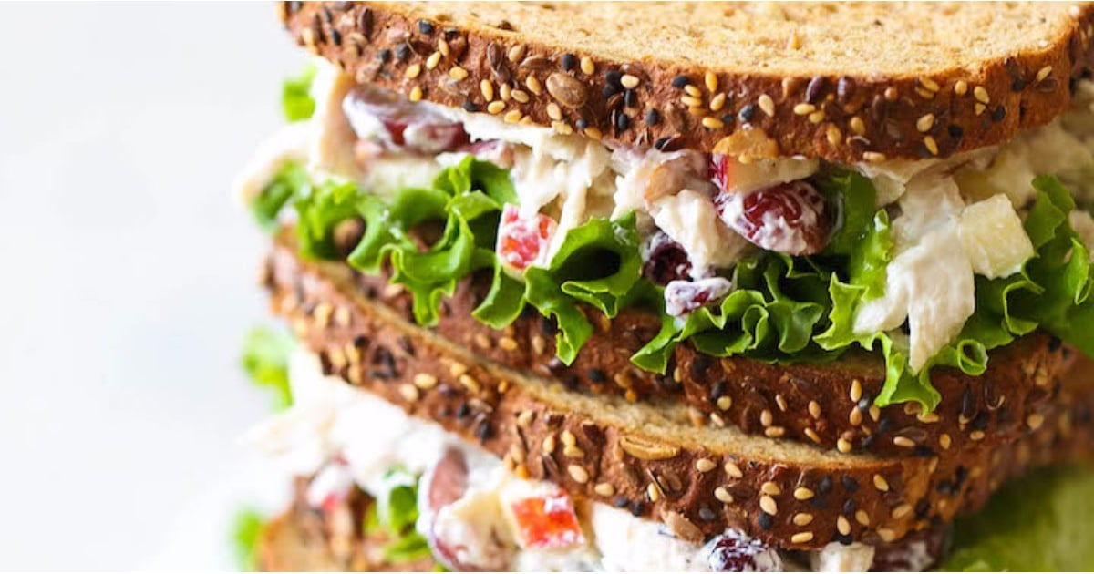 12 Healthy Sandwiches That Belong in Every Lunch Box