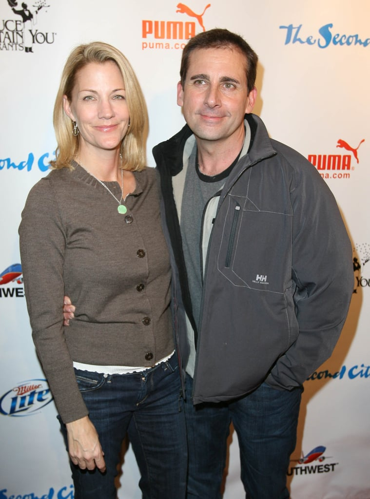 Who Is Steve Carrell's Wife, Nancy?