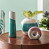 Drew Barrymore Flower Home Abstract Vase Set