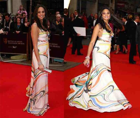 2008 TV Bafta Awards: Alesha Dixon