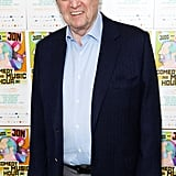 Bob Newhart, winner for outstanding guest actor in a comedy series for his stint on The Big Bang Theory, is presenting.