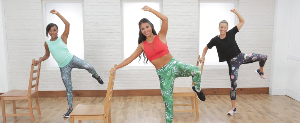 Mix Hip-Hop Moves With Barre Exercises to Get 1 Wicked Workout