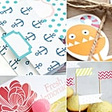 Printable Paper Goods: La-Fabrique-a-Bricole