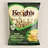 Dubliner Irish Cheese and Onion Potato Chips ($4)