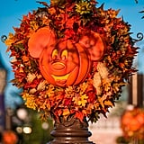 Spooky Fall Decorations Abound at Magic Kingdom Park