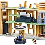 For 3-Year-Olds: Disney's Zootopia Police Station Playset