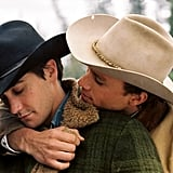 Jack and Ennis, Brokeback Mountain