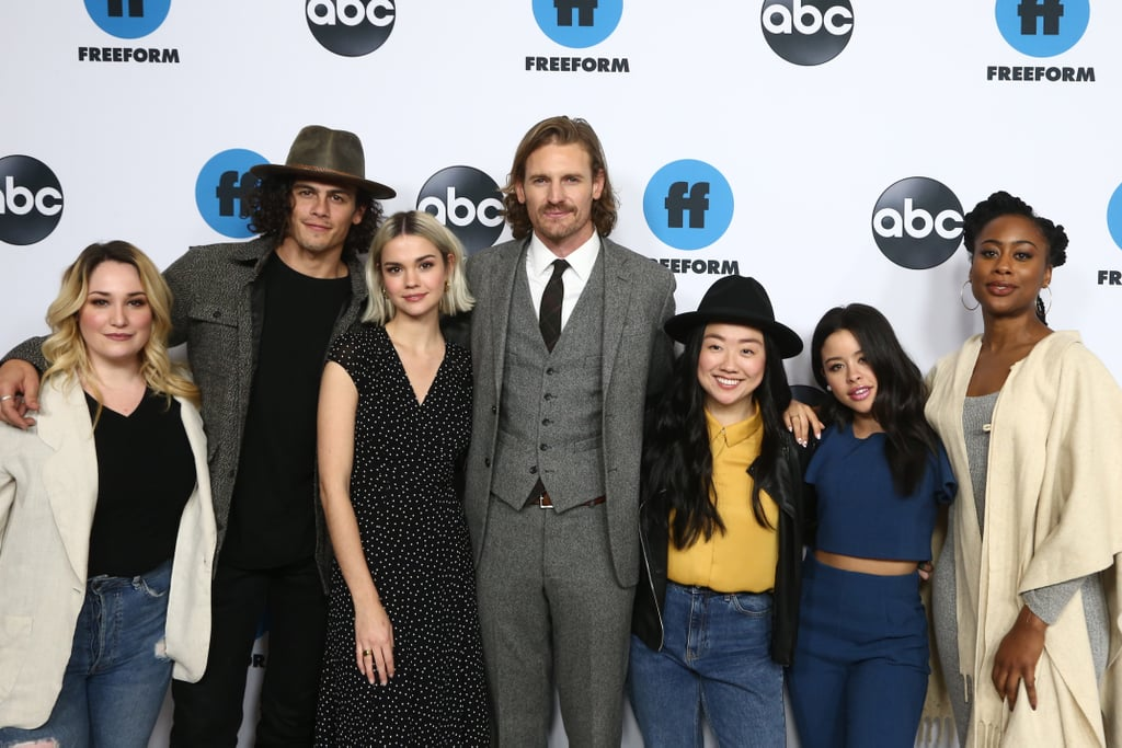 Freeform's Good Trouble TV Cast