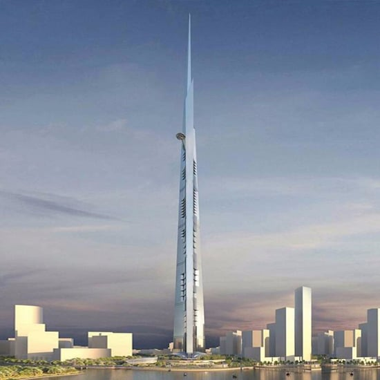 World's Tallest Building Jeddah, Saudi Arabia