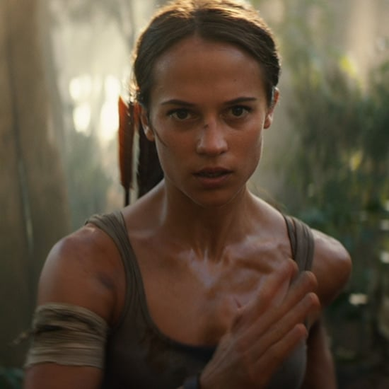 Tomb Raider's Alicia Vikander's Lara Croft Advice