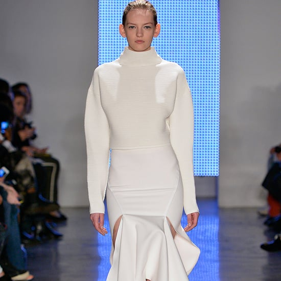 Dion Lee Fall 2015 New York Fashion Week