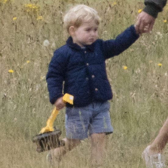 Best Pictures of Prince George at the Beach 2015