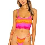 VDM Rocky Bikini Top and Marley Bikini Bottom