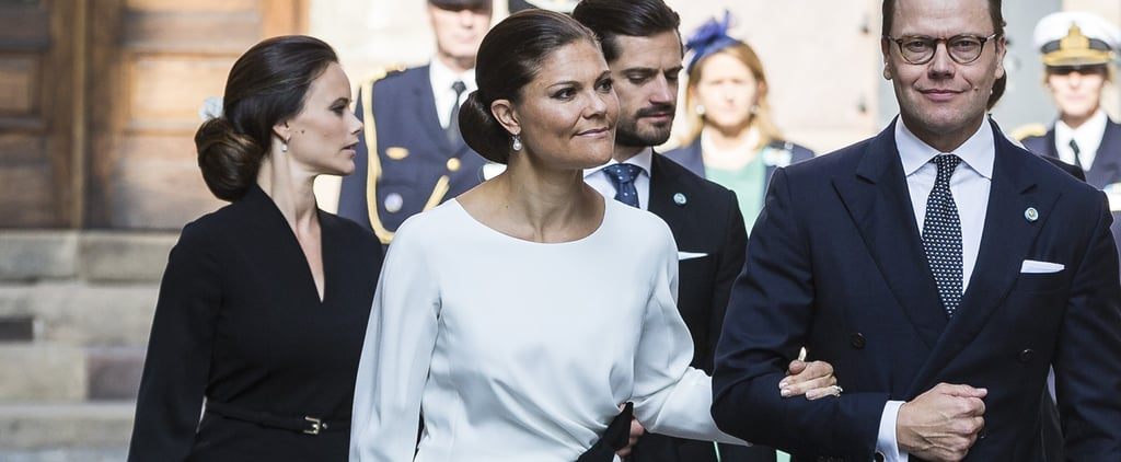 Princess Victoria's Dress Explains Exactly Why She's the Most Stylish Swedish Royal