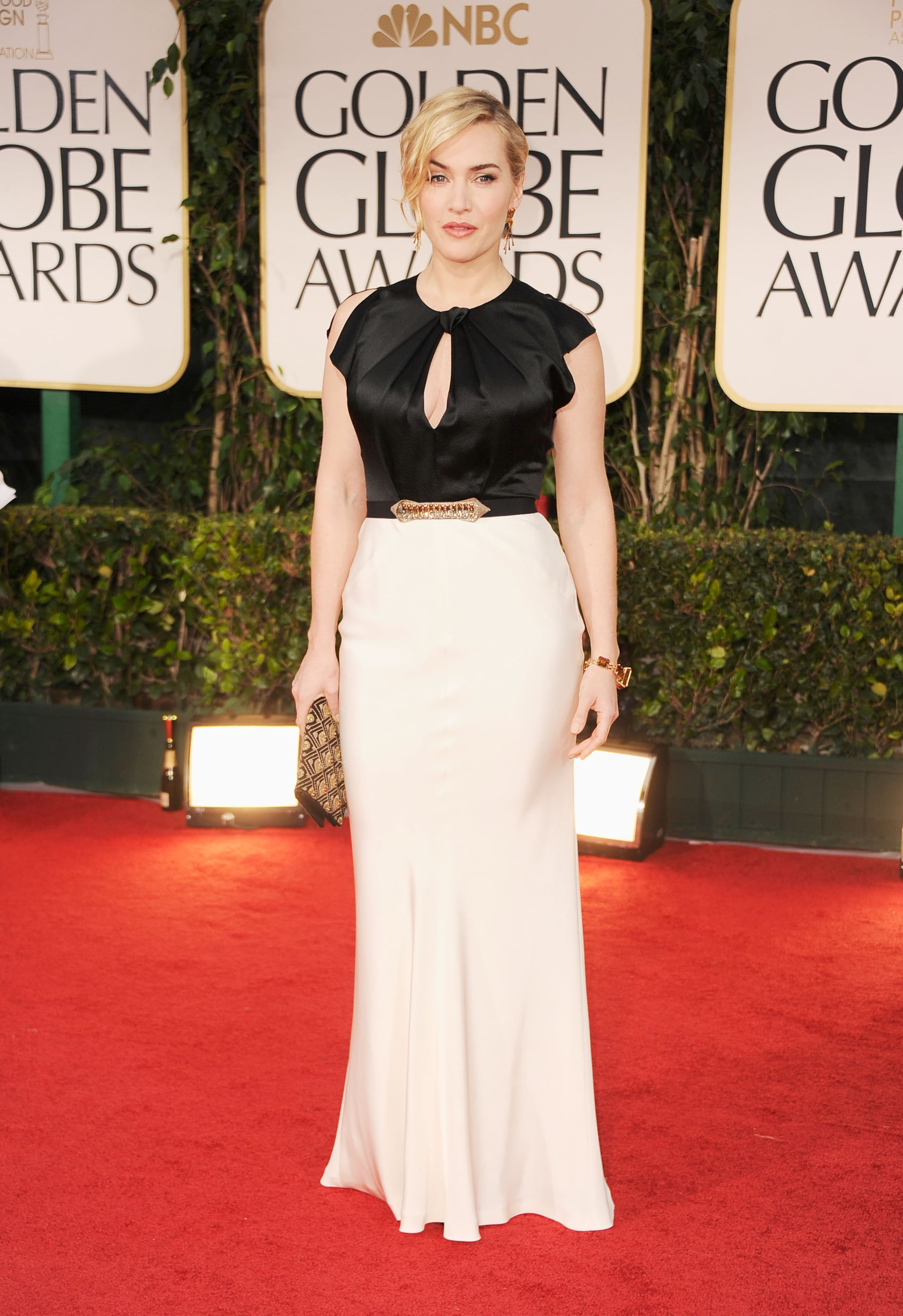Golden Globes 2012 Red Carpet Dress Pictures Popsugar