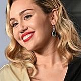 Miley Cyrus Vanity Fair Oscars Party Dress