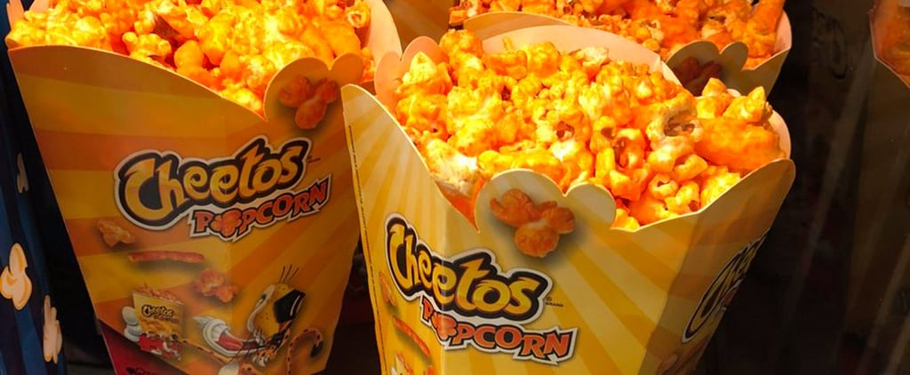 Grab Your BFF For a Movie Date Because Regal Theaters Now Have Cheetos Popcorn!