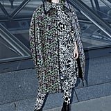 Emma Roberts at Louis Vuitton Fall 2019