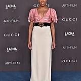 Regina King at the 2019 LACMA Art+Film Gala