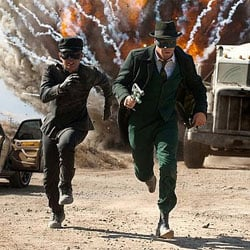 Green Hornet Review Starring Seth Rogen and Cameron Diaz