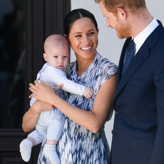 Photos Where Archie Looks Like Prince Harry