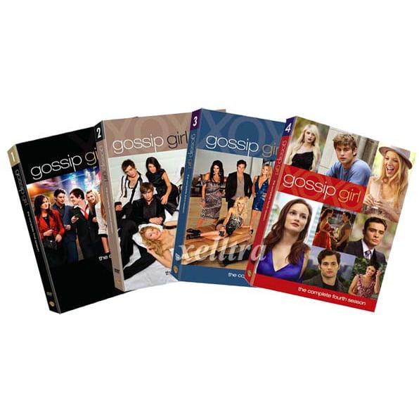 Gossip Girl Seasons 1-4 ($140)