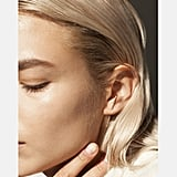 KatKim Petite Diamond Thread Ear Pin