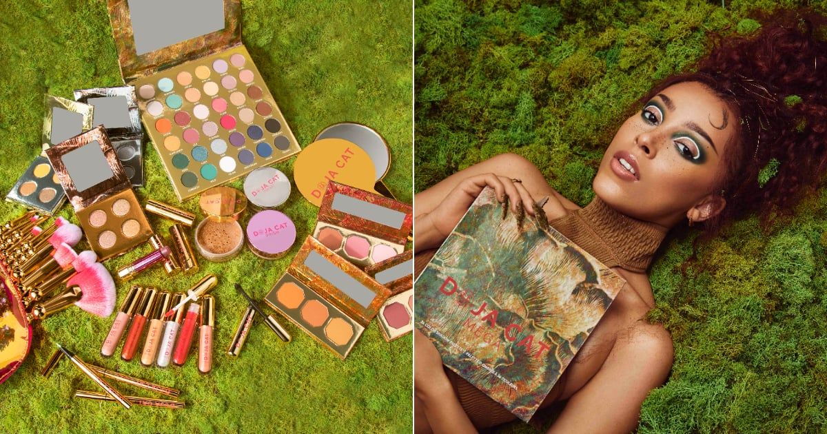 Doja Cat's Makeup Collab With BH Cosmetics Is Ultraglamorous, and It's All Under $37.jpg