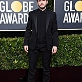 Kit Harington at the 2020 Golden Globes