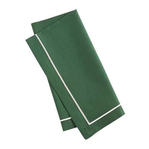 Tidings Green Napkin