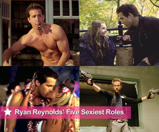 Ryan Reynolds's Sexiest Movie Roles including The Proposal, Van Wilder and Green Lantern