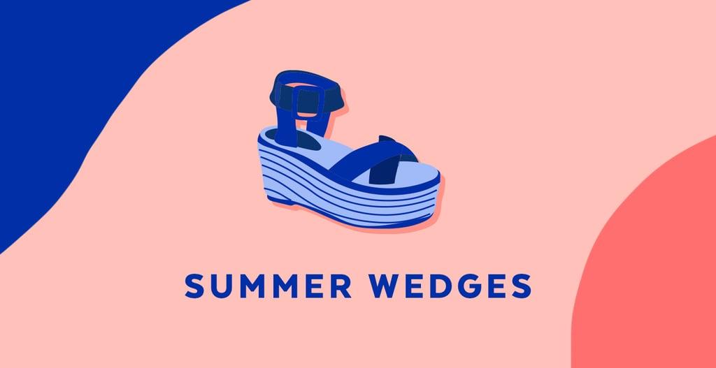 Summer Wedges
