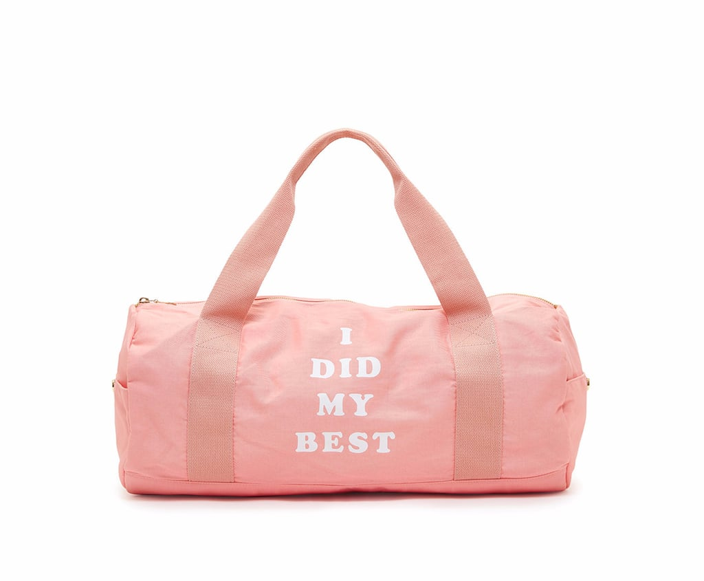 Stash Your Gear in One of These 9 Supercute Gym Bags Under $40