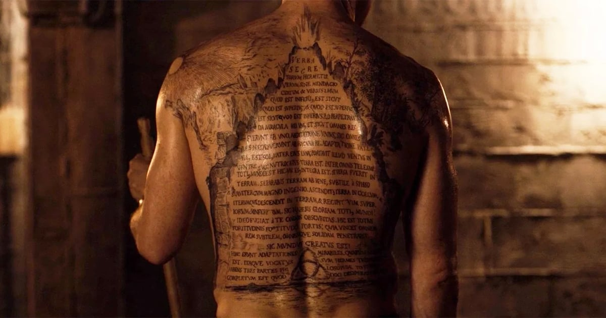 Sic Mundus Creatus Est: The Importance of the Mysterious Emerald Tablet in Netflix's Dark