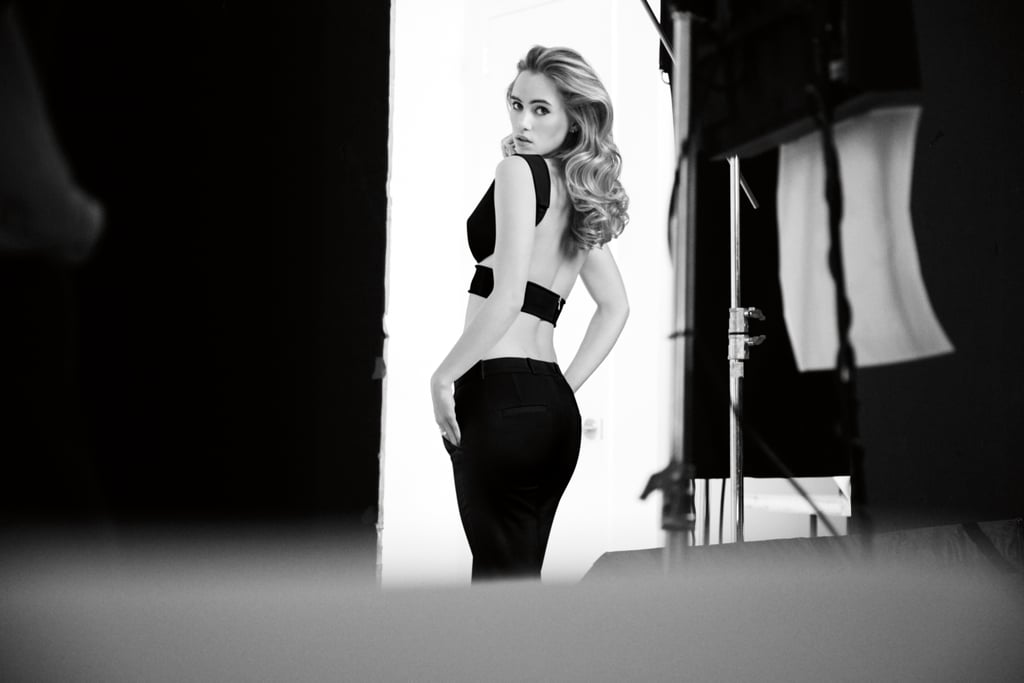 Suki Waterhouse For Redken