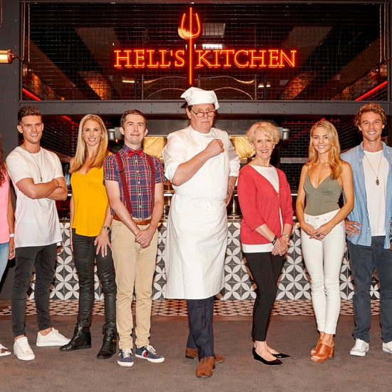 Hell's Kitchen Australia 2017 Promos
