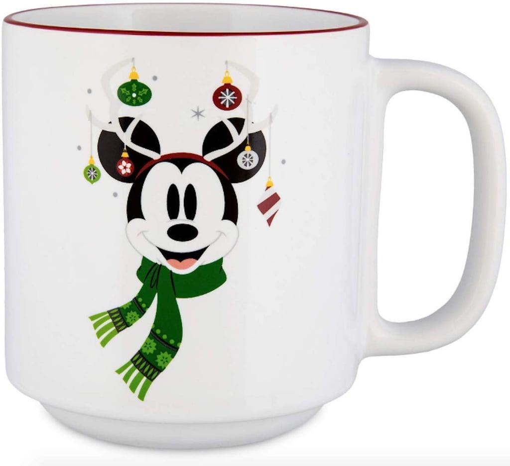 Disney Parks Mickey Mouse Holiday Mug