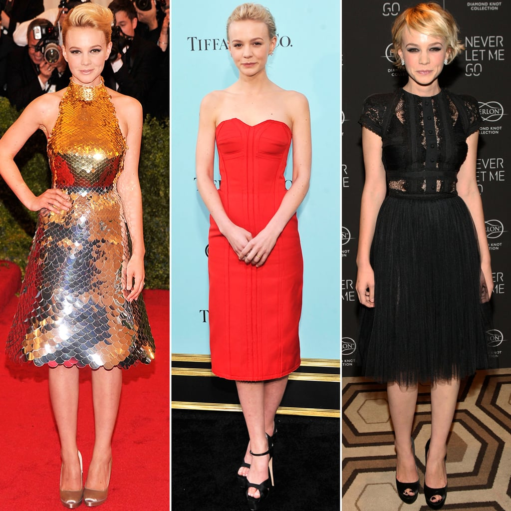 Carey Mulligan's Most Stunning Red Carpet Moments