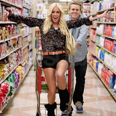 The Most Ridiculous Heidi Montag and Spencer Pratt Photos of 2008
